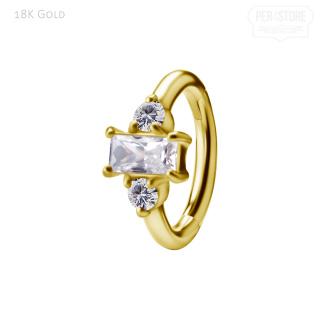 18K Gold Clicker (Rook)