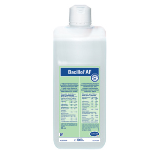 Bacillol® AF - surface disinfection