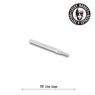 Disposable Clear Plastic Long Tip Magnum