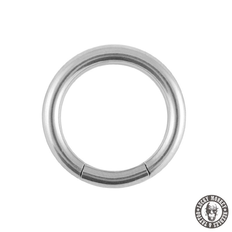 Captive Bar Segment Rings