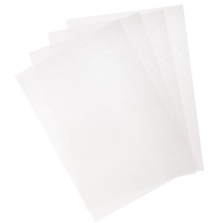 Transparent Paper - 15 pcs.