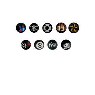 Picture Ball Mix - 20 pcs. 1.6