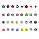 Picture Ball Mix 1.6 - 20 pcs.