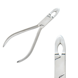 Ring closing plier small