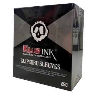 Clipcord Sleeves zugeschnitten 250 Stück