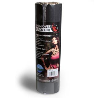 Hygiene PE Napkins roll black