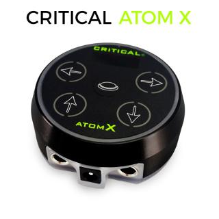 Atom X Power Supply black