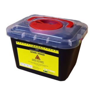 Kanülenabwurfbehälter 5l BK