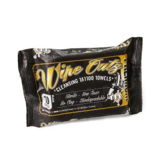 Wipe Outz 10pcs Dry