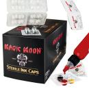 Magic Moon 120x4 Sterile Farbkappen