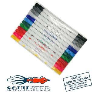 Squidster Skin Marker SET