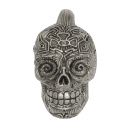 Catherina Skull Ear Weight brass