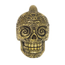 Catherina Skull Ear Weight weight brass