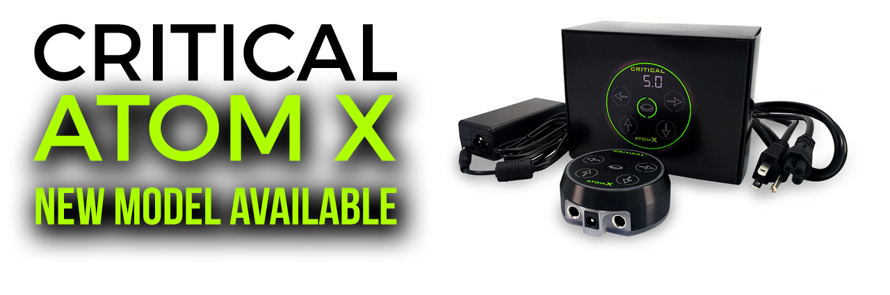 Critical ATOM X - AVAILABLE NOW!