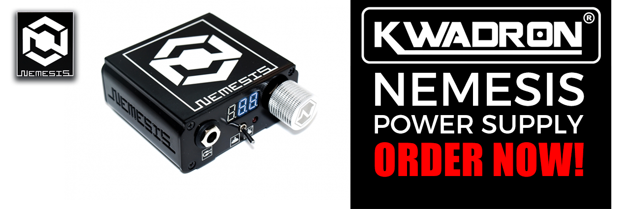 NEW! KWADRON - Nemesis Power Supply